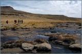 hiking drakensbergen