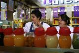 Oaxaca food market #1