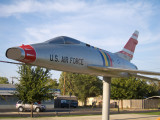 North American F-100D Super Saber