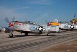 Republic P-47D Thunderbolts