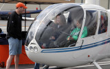 Enjoying the Pilot's Seat