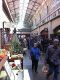 Inside the Ferry Building