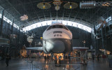 Shuttle from the Front