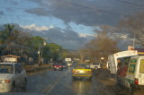 Alajuela Road after the Rain
