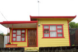 Yellow and Red Cartago Home