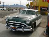 Hudson Hornet in Kingman Arizona
