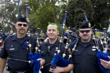 Fire Dept Bagpipers