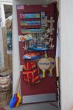 Colorfull Shop Door