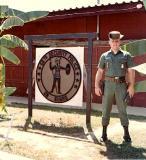 Sgt Bill Paddock at 56th SPS CSC 1967-1969
