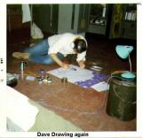 Dave VanHoogstrate drawing - NKP 1970