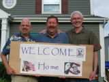 July 2006 - Coming Home - Jim Stastny, Bill Cummings, & Phil Carroll