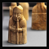 The Lewis Chessmen - 1200 AD (EPO_7234)