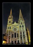 Cathedrale de Chartres illuminée 2009 (EPO_9105)