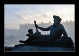 Versailles - misty morning (EPO_12208)