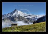 Les Alpes autour de Val d'Isere.