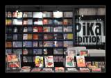 Le Salon du Livre de Paris 2008