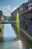 The Canal & Ray of Light