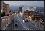 Evening in Nagaokakyo