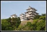 Himeji Castle in Afternoon Light