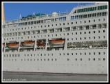 Oriana and Life Boats