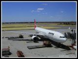 Qantas Arriving