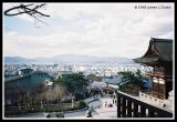 A view of Kyoto