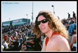 Dave at the Drags