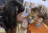 Tigriskölyök szelidítés - Taming the tiger cub
