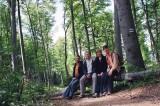 Óház-túra 2008. május - Óház hiking May 2008