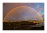 Rainbow near Kristiansund