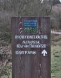 Morton Lochs approach sign