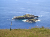 ...competitors swam out to gather seabird eggs from nearby islands.....