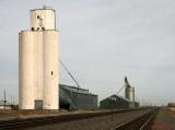 Black - Attebury Grain East . Mp 614.1 Hereford Subdivision.