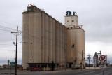 Muleshoe - Grain Elevator.