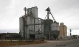 Muleshoe Grain Elevator.