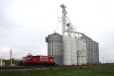 Harrold - Boltons Crown Quality Grain Elevator - MP 148.1 - Red River Valley subdivision.