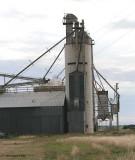 Six Point  - Abandoned grain elevator - MP 637.78.