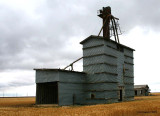 Wastella - Old elevator - Across Hwy 84 from Villegas Grocery & Station.