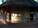 Our lodging at Pretoriuskop Camp