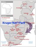 Kruger Park Location