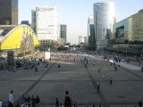 Grande Arche de la Défense plaza