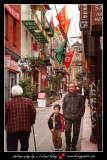 San Francisco Chinatown Alleys