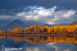 Stormy at Oxbow Bend