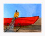 Fishing For Shingles