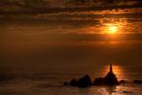Corbiere sunset, Jersey (2033)