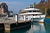 The 'Brienz' & Hotel du Lac, Interlaken