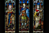 Old Testament heroes, Lacock Abbey