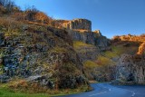 Double bend, Cheddar Gorge, Somerset