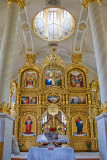 Gold screen, Ukrainian church, Cherkasy