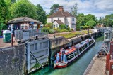 'Tom Tug' at Marlow lock